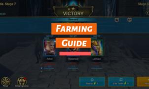 Raid Shadow Legends Farming Guide