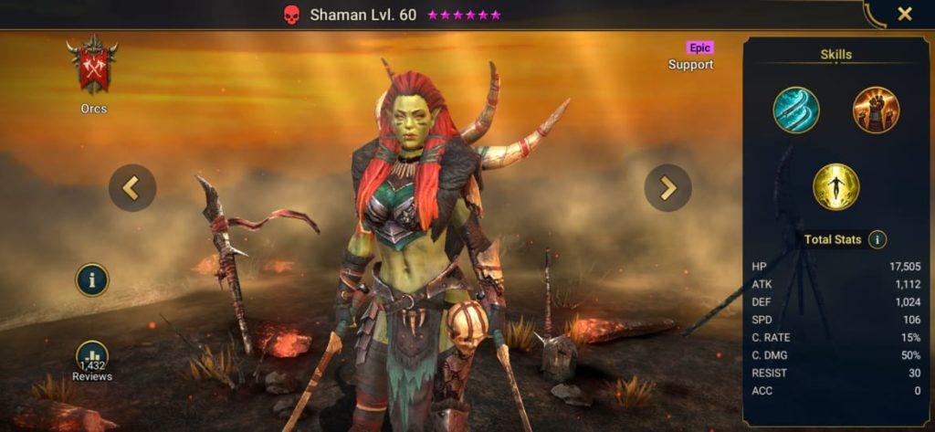Shaman Build