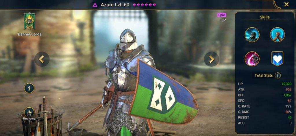 Azure build