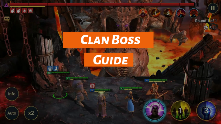 Clan Boss Guide