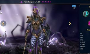 Pain Keeper Build