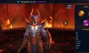 Tormentor Build