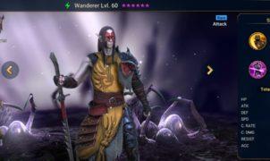 Wanderer Build