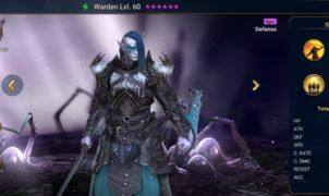 Warden Build