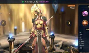 Yannica Build